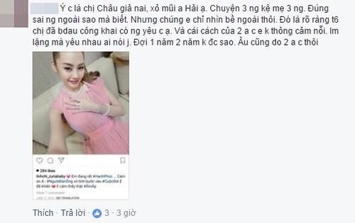 Hết cãi tay đôi với anti-fan, Linh Chi lại 'đá đểu' vợ cũ Lâm Vinh Hải là giả tạo? - Ảnh 2