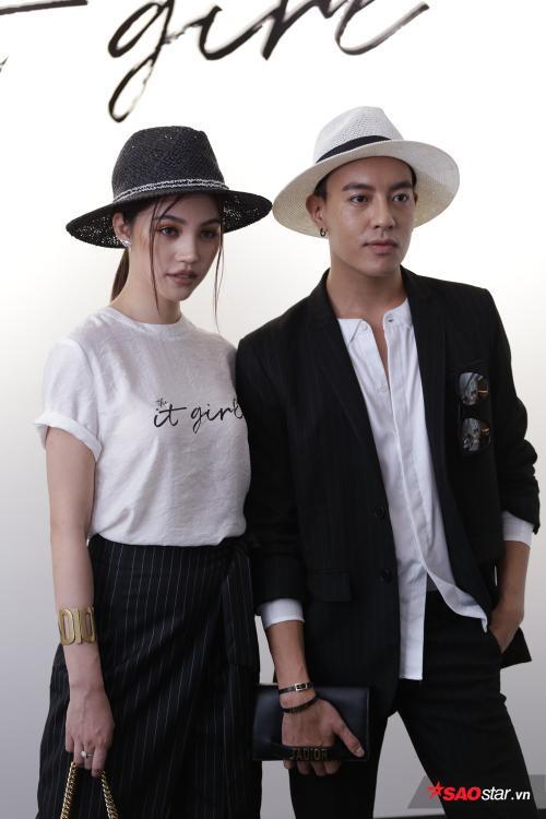 Hoàng Thùy tóc cam nổi bật, chiếm trọn spotlight trong 'It Girl' Fashion Show