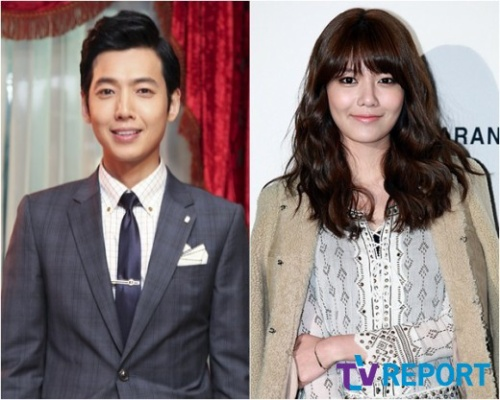 SooYoung (SNSD) - Jung KyungHo