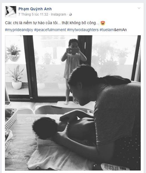 Vợ chồng Phạm Quỳnh Anh hủy kết bạn trên mạng xã hội, rộ nghi vấn trục trặc hôn nhân - Ảnh 4