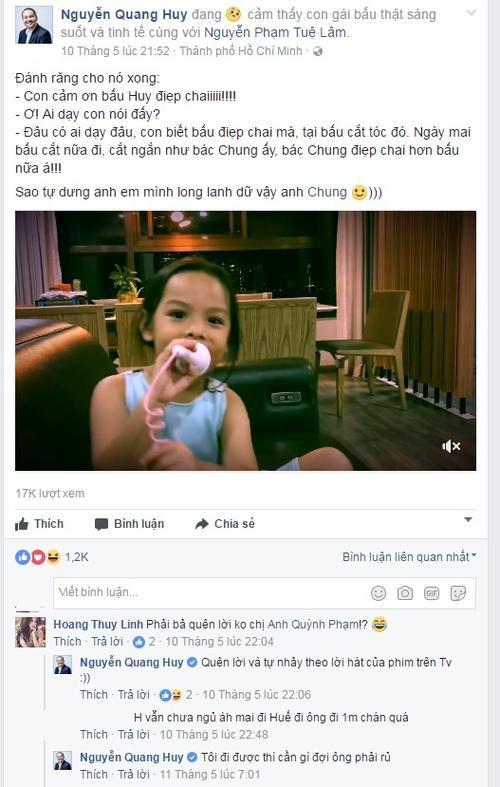 Vợ chồng Phạm Quỳnh Anh hủy kết bạn trên mạng xã hội, rộ nghi vấn trục trặc hôn nhân - Ảnh 5