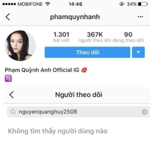 Vợ chồng Phạm Quỳnh Anh hủy kết bạn trên mạng xã hội, rộ nghi vấn trục trặc hôn nhân - Ảnh 2