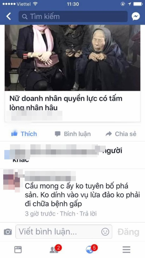 Vô lý nguyền rủa người lạ trên Facebook, một anh hùng bàn phím tuổi trung niên nhận cái kết đắng