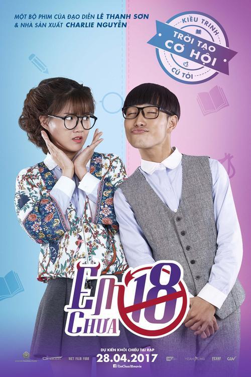 """Sơn Tùng M-TP đóng 'Em chưa 18' phần 2, """"cặp"""" với 'hot girl trà sữa' Kiều Trinh?"""