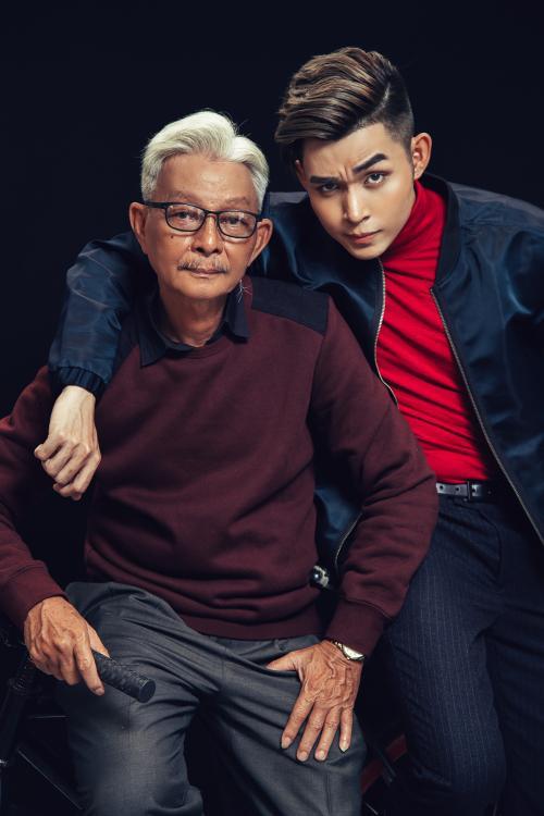 Jun Phạm ấp ủ kịch bản phim viết về tình cha con