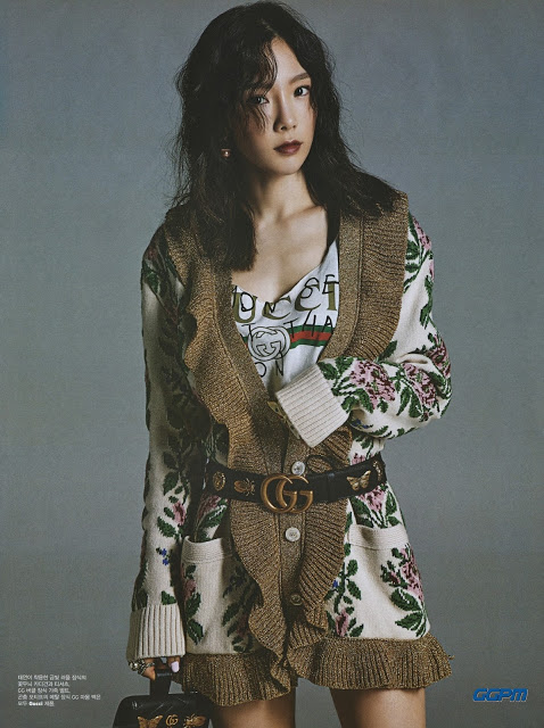 SNSD diện Gucci trên tạp chí 15