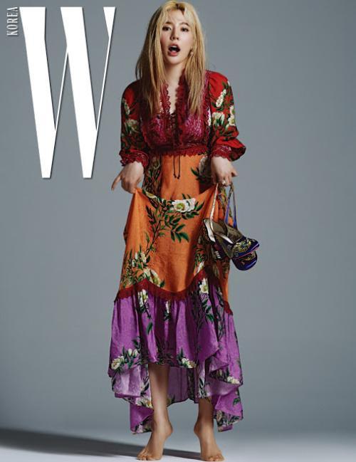 SNSD diện Gucci trên tạp chí 6