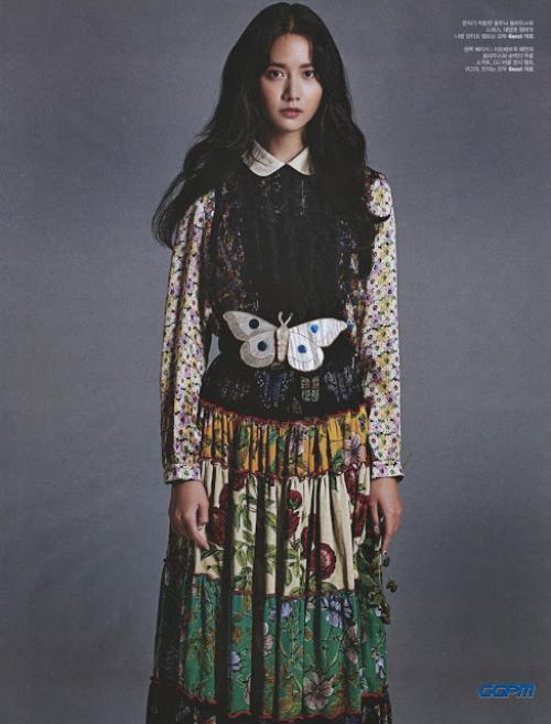 SNSD diện Gucci trên tạp chí 3