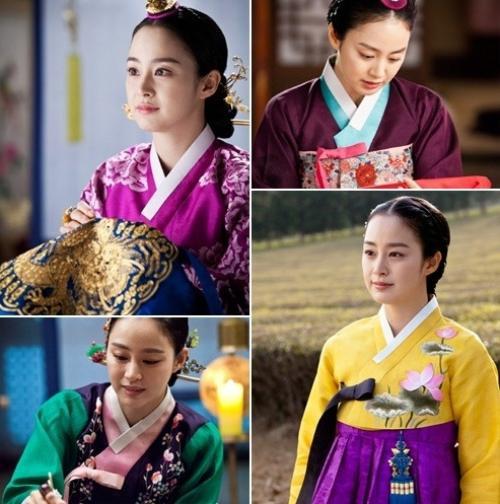 2017: Năm bùng nổ của phim cổ trang Hàn gia tren troi cho trang phuc cua kim tae hee 1