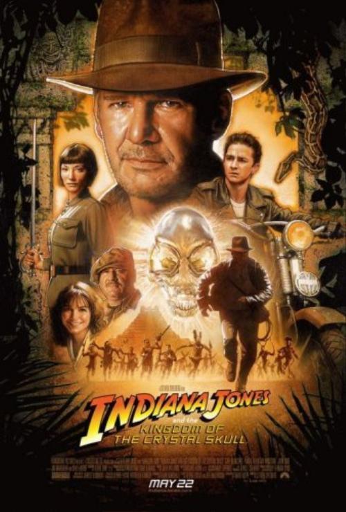 'Indiana Jones' - Nhìn lại loạt phim phiêu lưu hay nhất mọi thời đại - ảnh 3
