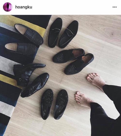 Giày hiệu Hoàng Ku không thiếu, nhưng chỉ Gucci mới khiến anh đổ tiền mạnh đến vậy - ảnh 11