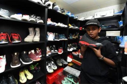 Đã tìm thấy Money Kicks thứ 2, cậu bé trẻ tuổi với BST streetwear kếch xù!