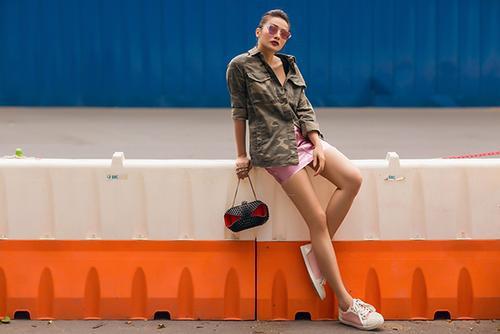 'Cô giáo Glee' Trương Nhi từ mặc xấu kỷ lục dần 'lột xác' ngày càng sang chảnh - ảnh 7