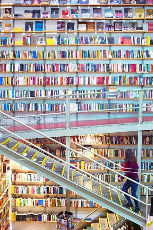 Mãn nhãn với 16 nhà sách đẹp nhất thế giới - ảnh 15