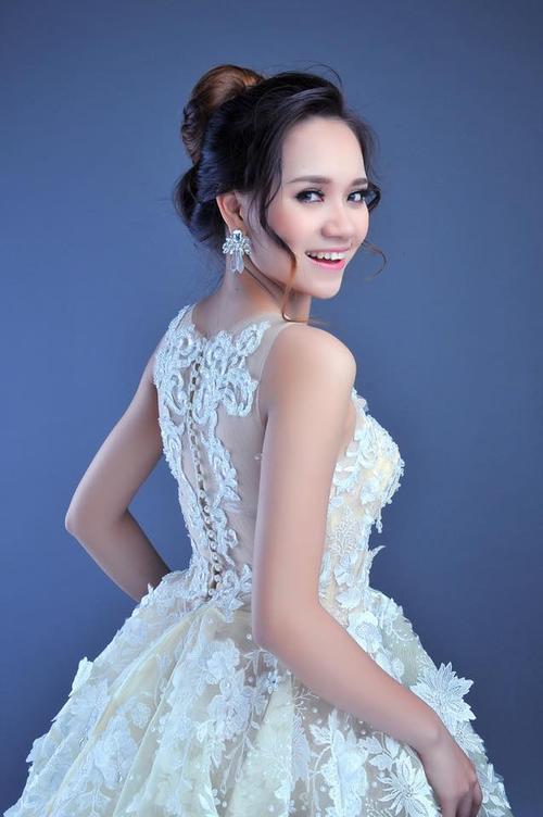 Nhan sắc xinh đẹp của nữ sinh Việt tham gia cuộc thi Hoa khôi các trường Đại Học Thế giới - ảnh 2