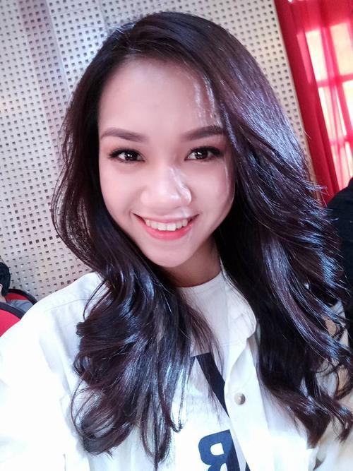 Nhan sắc xinh đẹp của nữ sinh Việt tham gia cuộc thi Hoa khôi các trường Đại Học Thế giới - ảnh 5