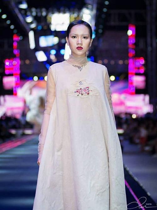 Nhan sắc xinh đẹp của nữ sinh Việt tham gia cuộc thi Hoa khôi các trường Đại Học Thế giới - ảnh 10
