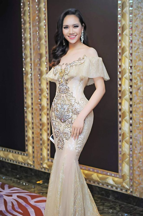 Nhan sắc xinh đẹp của nữ sinh Việt tham gia cuộc thi Hoa khôi các trường Đại Học Thế giới - ảnh 11