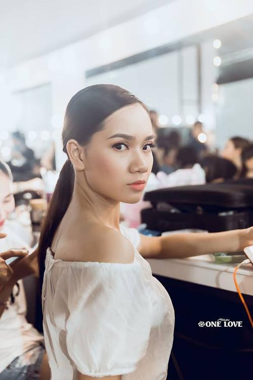 Nhan sắc xinh đẹp của nữ sinh Việt tham gia cuộc thi Hoa khôi các trường Đại Học Thế giới - ảnh 12