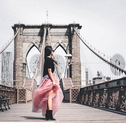 Cô gái gốc Việt lọt vào danh sách những cô gái có tài khoản Instagram 'đắt' nhất thế giới - ảnh 3