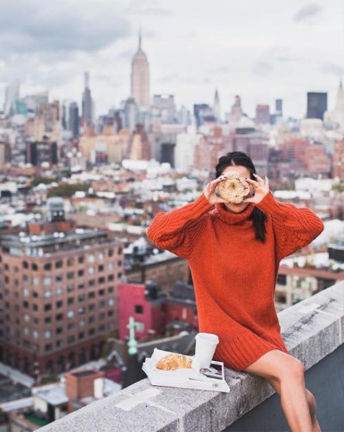 Cô gái gốc Việt lọt vào danh sách những cô gái có tài khoản Instagram 'đắt' nhất thế giới - ảnh 4