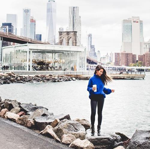 Cô gái gốc Việt lọt vào danh sách những cô gái có tài khoản Instagram 'đắt' nhất thế giới - ảnh 8