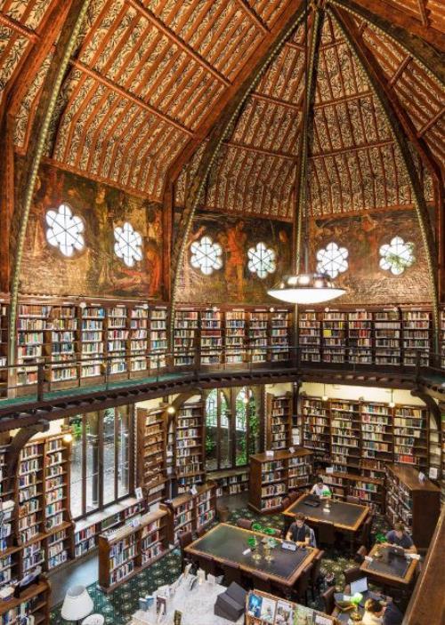 13 thư viện lộng lẫy và vĩ đại nhất trên thế giới - Ảnh 11.