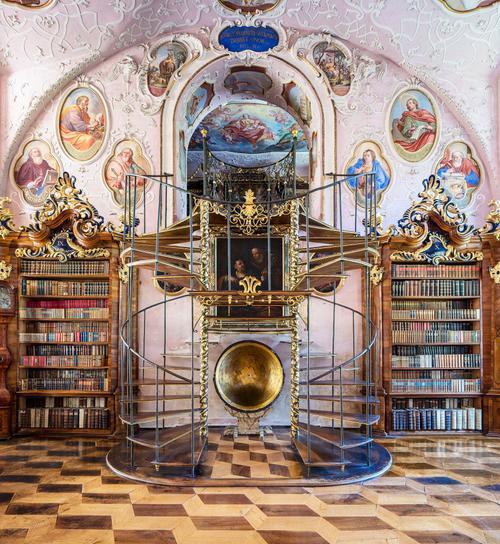 13 thư viện lộng lẫy và vĩ đại nhất trên thế giới - Ảnh 3.