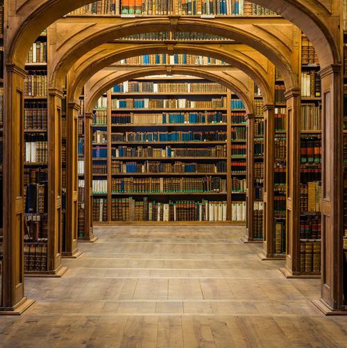 13 thư viện lộng lẫy và vĩ đại nhất trên thế giới - Ảnh 7.