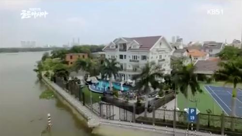 Biệt thự trăm tỷ, siêu xe, du thuyền sang trọng của nhà chồng Tăng Thanh Hà xuất hiện trên truyền hình Hàn Quốc