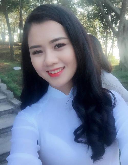 Cận cảnh vẻ đẹp Hoa khôi Đại học Vinh sắp lên xe hoa cùng soái ca Quế Ngọc Hải - Ảnh 4.