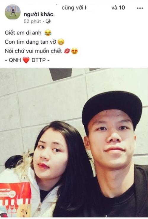Fan nữ 'khóc hận' khi Quế Ngọc Hải đăng ảnh selfie cùng vợ tương lai - Ảnh 3.
