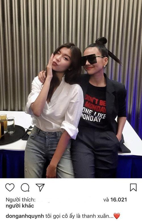Thanh Hằng lần đầu trải lòng về tin đồn yêu đồng tính với Đồng Ánh Quỳnh