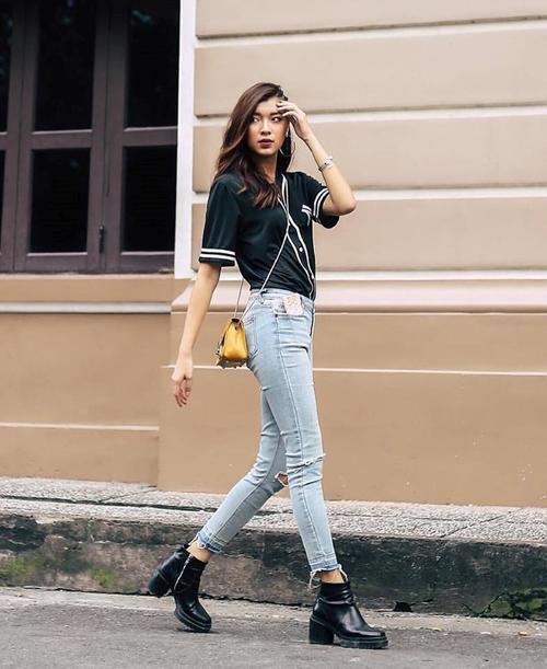 Không chỉ thần tượng, Đồng Ánh Quỳnh còn là bản sao phong cách menswear của Thanh Hằng - ảnh 11