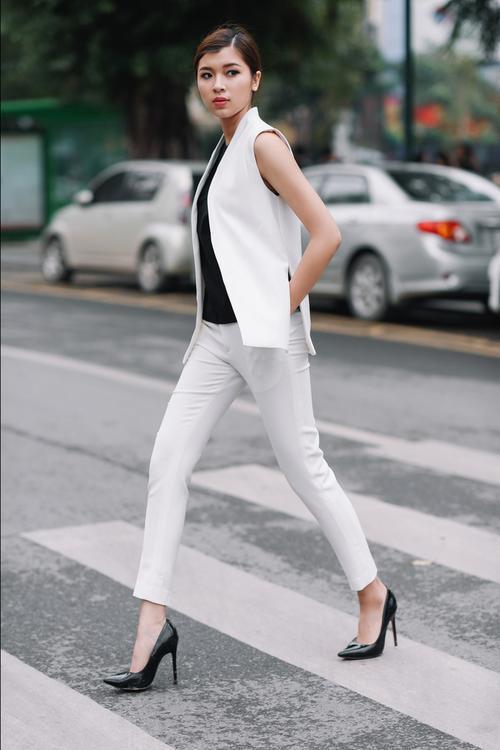 Không chỉ thần tượng, Đồng Ánh Quỳnh còn là bản sao phong cách menswear của Thanh Hằng - ảnh 9