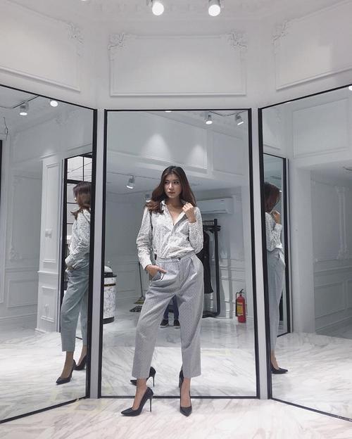 Không chỉ thần tượng, Đồng Ánh Quỳnh còn là bản sao phong cách menswear của Thanh Hằng - ảnh 10