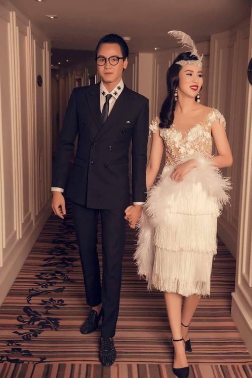 Ngắm bộ ảnh cưới cổ điển chất lừ của người đẹp Nha Trang - Phương Tiểu Bình bên chồng sắp c - ảnh 7