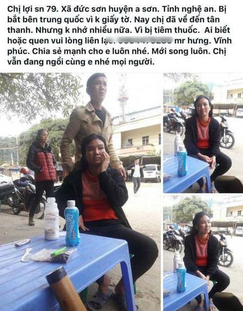 Ngày trở về đẫm nước mắt của người phụ nữ bị lừa bán sang Trung Quốc 7 năm - Ảnh 3.