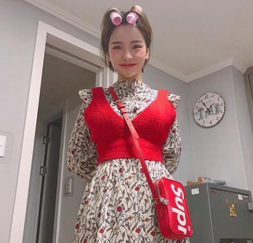 Cô gái Hàn Quốc nổi tiếng Instagram chỉ vì… tham ăn và 'không thèm giữ hình tượng'