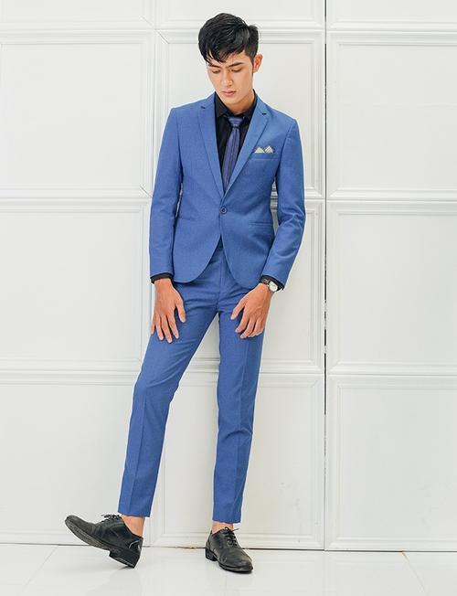 Để lịch lãm như ngôi sao Vbiz, các chàng nên sắm ngay những mẫu suits này
