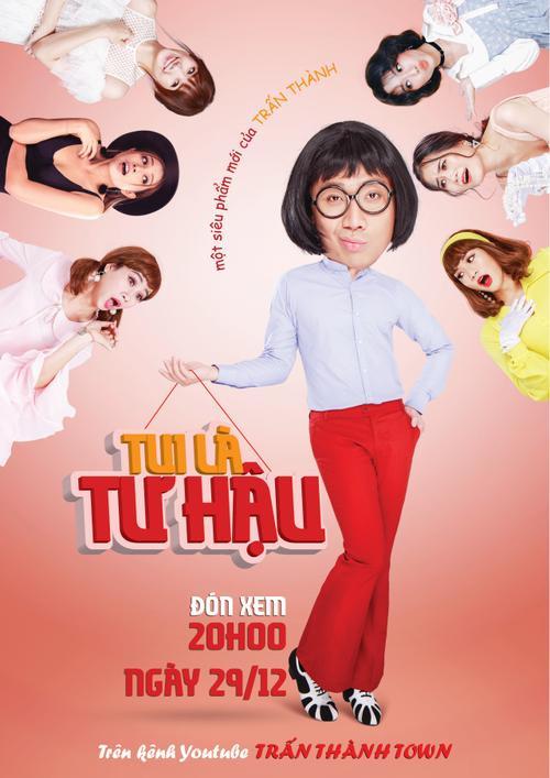 Trấn Thành ra mắt series phim hài tự sản xuất với dàn khách mời 'bao cười'