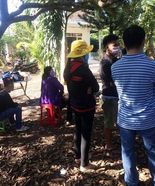 Hai vợ chồng bị sát hại trong nhà tài xã Xuân Thiện,Thống Nhất Đồng Nai