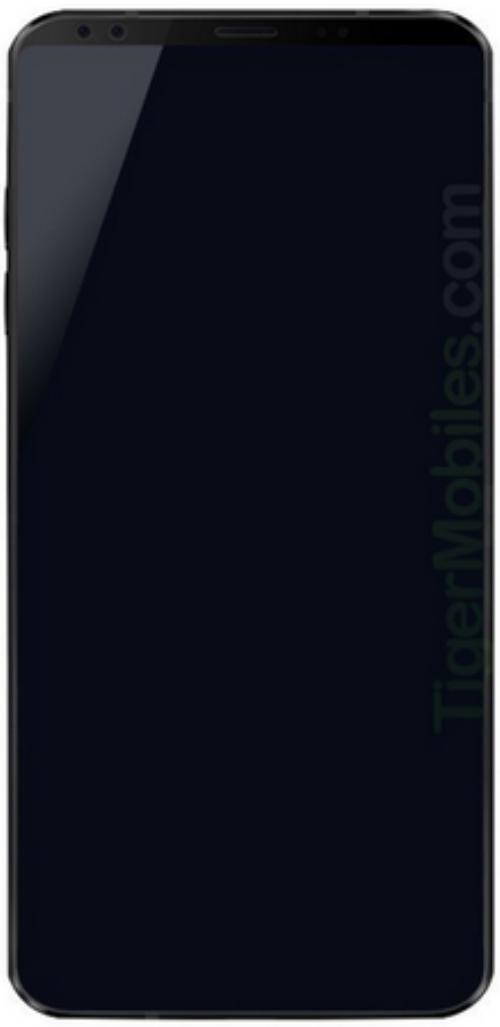 LG G7 lộ thiết kế mới mẻ, một chi tiết ở mặt trước sẽ khiến bạn bất ngờ