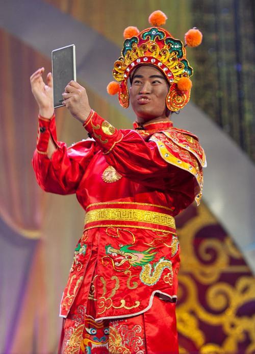 Năm trước, Minh Quân đảm nhận vai Thiên Lôi.