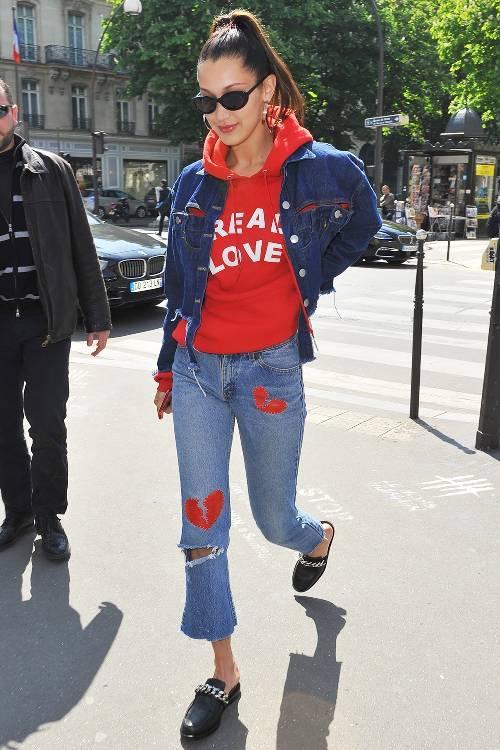 outfits with flats 246948 1516223582195 image 500x0c - Phạm Hương, Kỳ Duyên đã cất giày cao vời vợi vào tủ… để tậu mốt giày Selena Gomez mê mẩn