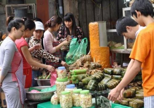 Gio cha khong dau ngon bang Ha Noi, nhung mua cung phai ken nhung hang duoi day