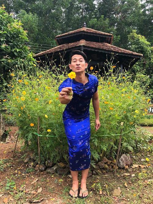 'Chết cười' với loạt khoảnh khắc 'bá đạo' của sao Việt - ảnh 2
