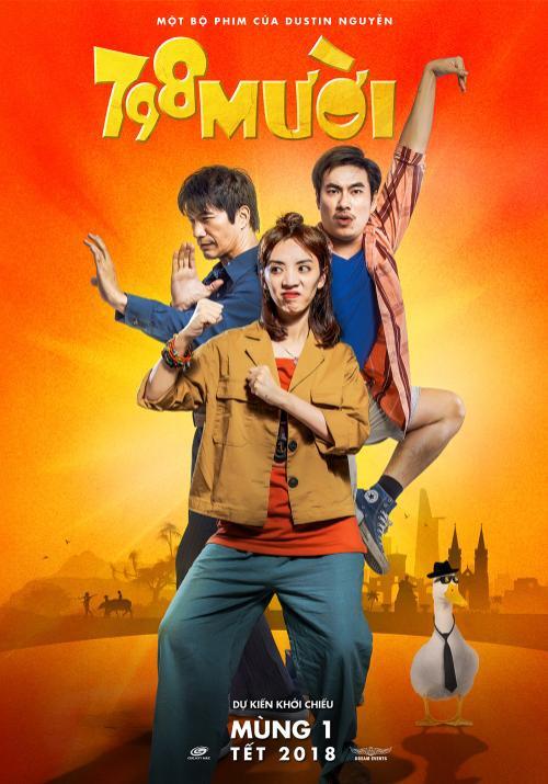 [Phim Việt Nam] 789 Mười - Hài Tết 2018
