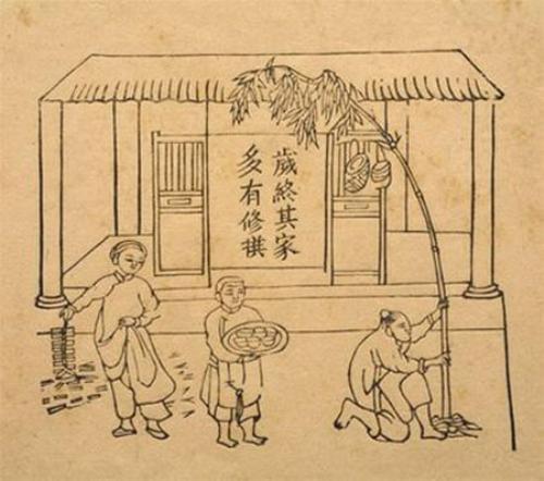 Nhà nhà dựng cây nêu ngày Tết, nhưng 'nêu' là cây gì thì mấy người biết? - ảnh 2
