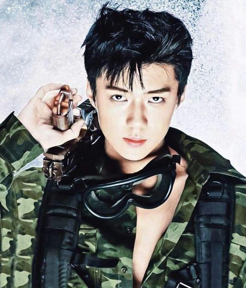 Sehun (EXO) xác nhận tham gia bộ web-drama hành động của đạo diễn 'The Villainess' - ảnh 2